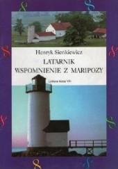 Okładka książki Latarnik. Wspomnienie z Maripozy Henryk Sienkiewicz