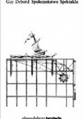 Okładka książki Społeczeństwo Spektaklu