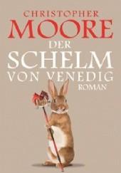 Okładka książki Der Schelm von Venedig Christopher Moore