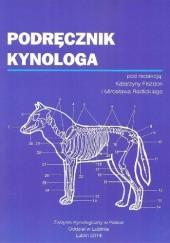 Okładka książki Podręcznik kynologa Katarzyna Fiszdon Mirosław Redlicki