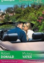 Okładka książki Tajemnica Marisy, Małżeństwo na pokaz Robyn Donald,Maisey Yates