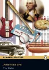 Okładka książki American Life (Penguin Readers Level 2 - A2) Vicky Shipton
