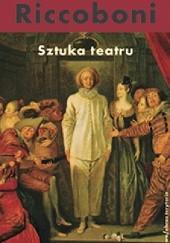 Okładka książki Sztuka teatru Antoine Francois Riccoboni