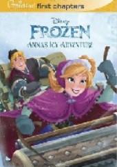 Okładka książki Anna's Icy Adventure Elise Allen