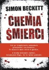 Okładka książki Chemia śmierci Simon Beckett