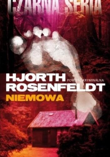 Okładka książki Niemowa Michael Hjorth,Hans Rosenfeldt