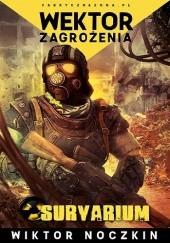 Okładka książki Wektor zagrożenia Wiktor Noczkin