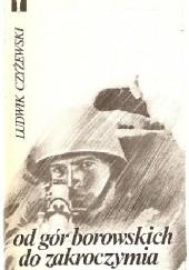 Okładka książki Od Gór Borowskich do Zakroczymia Ludwik Czyżewski