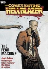 Okładka książki John Constantine, Hellblazer Vol. 3: The Fear Machine (New Edition) Dave McKean,Jamie Delano,Kent Williams