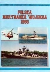 Okładka książki Polska Marynarka Wojenna 1995 Jarosław Ciślak
