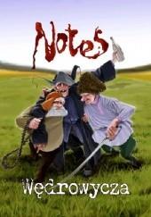 Okładka książki Notes Wędrowycza Andrzej Pilipiuk