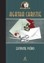 Okładka książki Zatrute pióro Agatha Christie