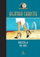 Okładka książki Niedziela na wsi Agatha Christie