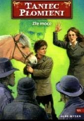 Okładka książki Złe moce Jane Mysen