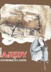 Okładka książki Bajędy z augustowskich lasów Jerzy Ficowski