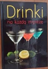 Okładka książki Drinki na każdą imprezę Agata Treger