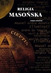 Okładka książki Religia masońska Andrzej Zwoliński
