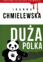 Okładka książki Duża polka Joanna Chmielewska