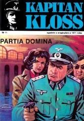 Okładka książki Partia domina Andrzej Zbych,Mieczysław Wiśniewski