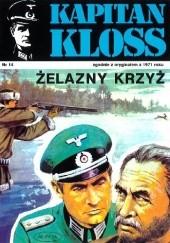 Okładka książki Żelazny krzyż Andrzej Zbych,Mieczysław Wiśniewski