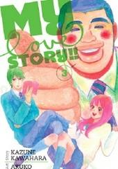 Okładka książki My Love Story!! 3 Kazune Kawahara,Aruko