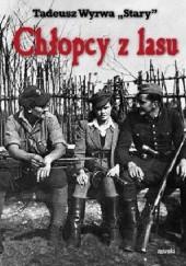 Okładka książki Chłopcy z lasu Jozef Wyrwa