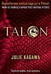 Okładka książki Talon Julie Kagawa
