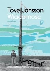 Okładka książki Wiadomość Tove Jansson