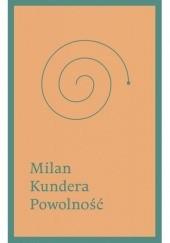 Okładka książki Powolność Milan Kundera