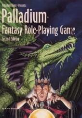 Okładka książki Palladium Fantasy Role-Playing Game, Second Edition Kevin Siembieda