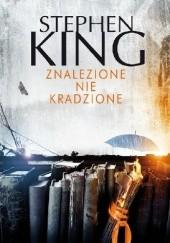 Okładka książki Znalezione nie kradzione Stephen King