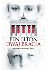 Okładka książki Dwaj bracia Ben Elton