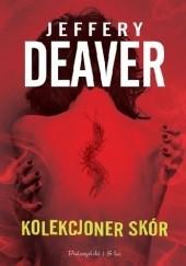 Okładka książki Kolekcjoner skór Jeffery Deaver