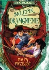 Okładka książki Mapa przejść Pierdomenico Baccalario