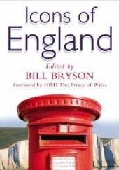 Okładka książki Icons of England Bill Bryson