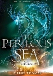 Okładka książki The Perilous Sea Sherry Thomas
