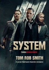 Okładka książki System Tom Rob Smith