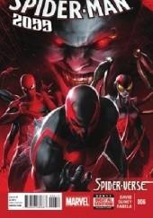 Okładka książki Spider-Man 2099 Vol 2 #6 Peter David,Will Sliney