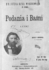 Okładka książki Podania i baśni ludu Roman Zmorski