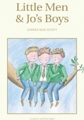 Okładka książki Little Men & Jos Boys Louisa May Alcott