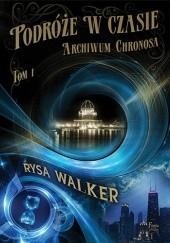 Okładka książki Podróże w czasie Rysa Walker