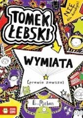 Okładka książki Tomek Łebski wymiata (prawie zawsze) Liz Pichon