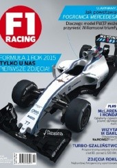 Okładka książki F1 Racing, nr 127 / luty 2015 Redakcja magazynu F1 Racing
