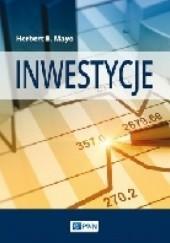 Okładka książki Inwestycje Herbert B. Mayo