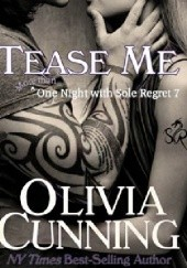 Okładka książki Tease Me Olivia Cunning