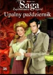 Okładka książki Upalny październik Merete Lien