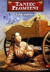 Okładka książki Smak wolności Jane Mysen