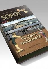 Okładka książki Sopot na starej widokówce praca zbiorowa