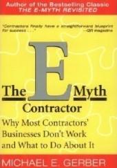 Okładka książki The E- Myth Contractor Michael E. Gerber