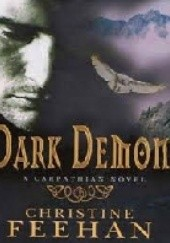 Okładka książki Mroczny Demon Christine Feehan